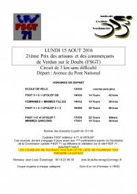 Horaires(1)