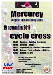 cyclo cross mercurey